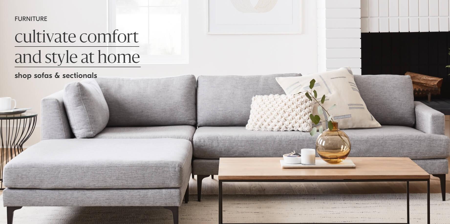 Modern Home & Office Furniture  West Elm UAE