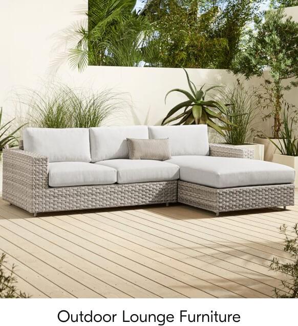 Shop Modern Outdoor & Garden Furniture Online  West Elm UAE